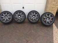 Renault Clio prima racing alloys