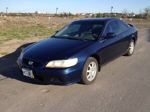 2002 Honda SE Coupe (2 door)