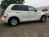 2009 CHRYSLER PT CRUISER LX 114000KM