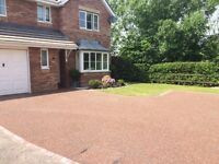 Resin driveways and patios