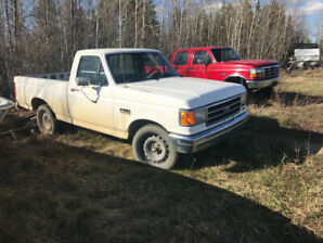 Ford 1990 Shortbox