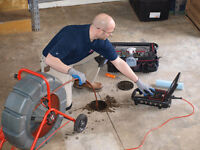 24/7 Débouchage Drain cleaning 438-889-6500