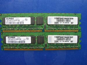 Mémoire DDR2 type ECC,   3 Go/GB