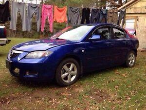 Mazda 3 parts 2007 2.0L