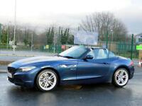2009 BMW Z4 3.0 35i sDrive 2dr WITH MEGA SPEC+FBMWSH+M ADAPTIVE SUSPENSION