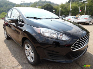 2016 Ford Fiesta Loaded with  Manual Transmission