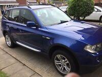 BMW X3 2.0 se diesel 07 poss px swap