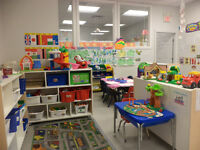Ideal West Daycare and OSC-Accredited  Centers-Spaces available