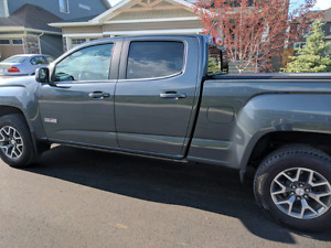 2015 GMC Canyon All Terrain SLE 4x4 Crew Cab