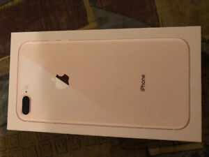 Selling IPhone 8 Plus rose gold