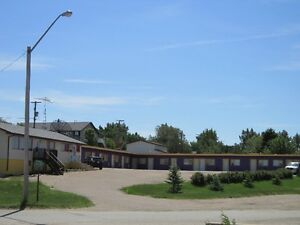 Motel For Sale 4-hour from Calgary on TransCanada HW