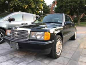 1991 Mercedes Benz 190E 2.6