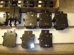 FOR SALE ITE BREAKERS TYPE BQ SWD PLUS OTHER TYPES St. John's Newfoundland image 2