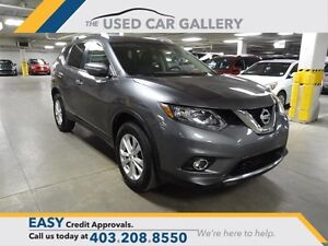 2015 Nissan Rogue SV AWD CVT, 2 sets Winter and All season tires