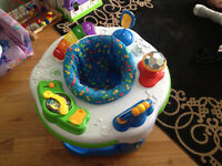 For sale: Leap Frog Learn and Groove Exersaucer