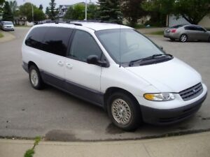 1996 Plymouth Grande Voyager LE with Super Low Kms- Good Price