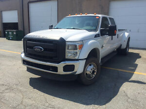 2012 Ford F-450 XLT Pickup Truck Dually