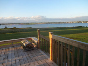 Cottage over looking Colville Bay Souris PEI