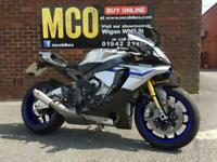 Yamaha R1 M 2016 and just 3866 miles