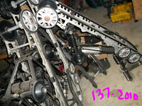 MOTEUR   BOMBARDIER -ROTAX-POLARIS-ARTIC CAT -YAMAHA 6 5A2010