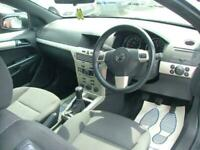 2008 Vauxhall Astra 1.6 i Sport Twin Top 2dr Convertible Petrol Manual