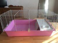 Very large rabbit rat Guinea pig indoor cage