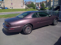 Buick Riviera supercharged 98 ooo KM