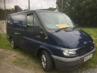 2005 Ford Transit 2.0TDI ( 100PS ) 2004.75MY 280 SWB
