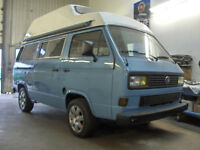 1982 Volkswagen Vanagon Westfalia TD High top