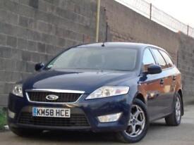 2008 Ford Mondeo 2.0TDCi 140 Zetec***LONG MOT + ESTATE + BARGAIN***