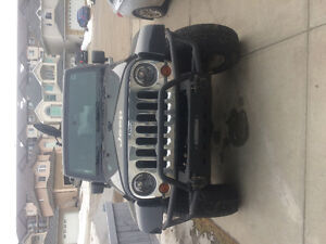 2008 Jeep Wrangler UNLIMTED SHARAE Convertible
