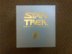Collectible Star Trek: Seven Screen Voyages VHS Gift set London Ontario image 1