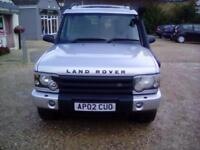 2002 Land Rover Discovery 4.0 ( 5 st ) auto V8i ES (5 seat)