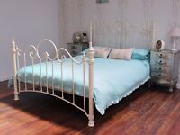 New Double Bed.Julian Bowen.Delivery Offered