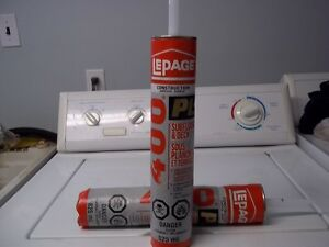 CONSTRUCTION ADHESIVE TUBES