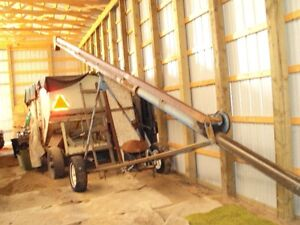 """28' by 6"""" Allied Auger"""