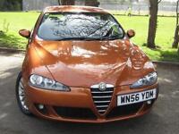 Alfa Romeo 147 2.0 T.Spark Lusso**LOW MILEAGE**150BHP**ENGINE RE-BUILD BY ALFA**