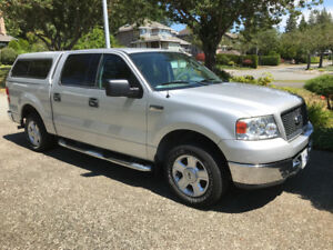 2004 Ford F-150 SuperCrew 139 XLT Pickup Truck 51300 km
