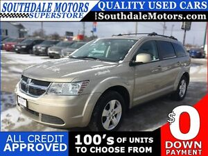 2009 DODGE JOURNEY SXT * POWER GROUP * PREMIUM CLOTH SEATING * 7