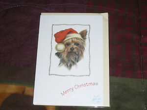 Cairn, Jack Russell, Sheltie, Rottie, Yorkie Christmas cards