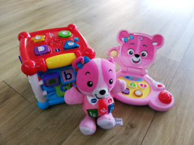 Vtech Baby/Toddler Toys & Books *prices below