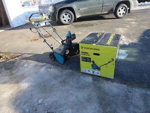 20 inch 13 Amp Electric Snowblower