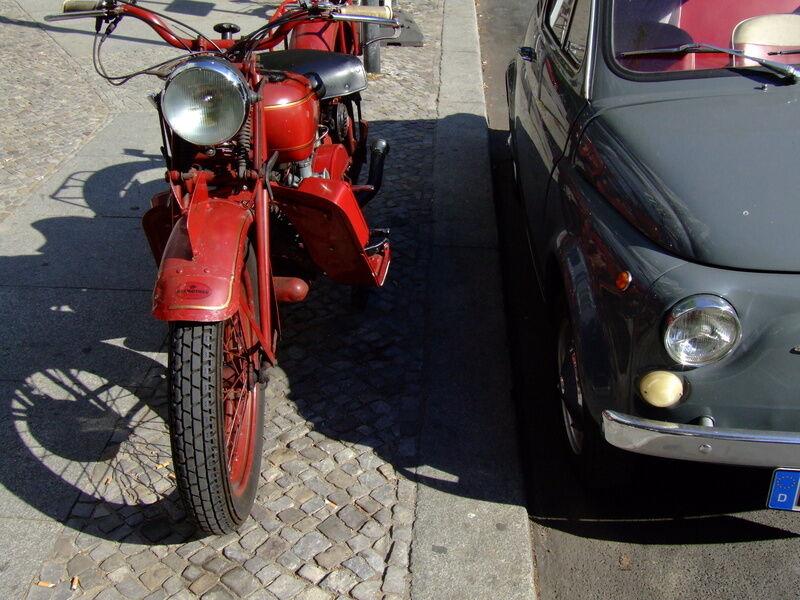Moto-Guzzi: Eine kleine Historie
