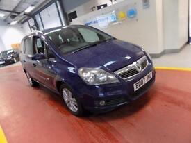 Vauxhall/Opel Zafira 1.8i 16v 2007MY Design