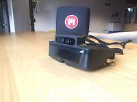 Meta augmented reality headset