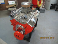 350 c.i. EARLY 70'S CHEVY ENGINE