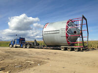 Attention Farmers! Grain Bin Moving - Local and Long Distance