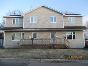 3 bedroom duplex available June 1