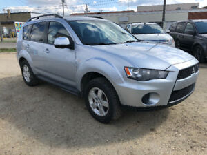 2012 Mitsubishi Outlander SUV, Crossover 157631 km inspection su