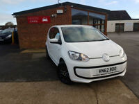 2013 Volkswagen up! 1.0 ( 60ps ) Move Up Petrol